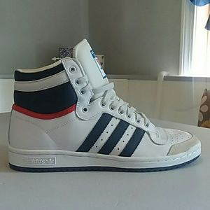 💋☆NWT Adidas top tenth high tops